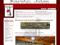 Amberieu-karate.net