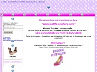 petits-souliers.com