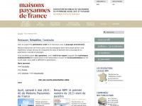 maisons-paysannes.org