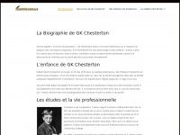 Un nommé Chesterton | Le blog des amis de Gilbert Keith Chesterton