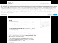 cadlm.wordpress.com
