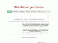 bibliothequesgourmandes.com