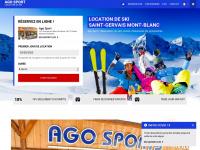 location-ski-saintgervais.fr