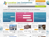 Location-contamines.fr