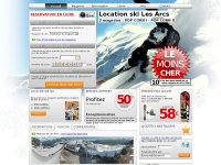 location-ski-les-arcs.fr