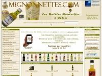 mignonnettes.com