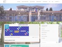 Lyceejaufrerudel.info - [Lycée Jaufré Rudel - Blaye]