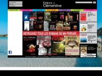 editionsclementine.com