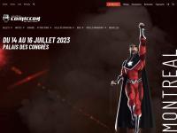 montrealcomiccon.com