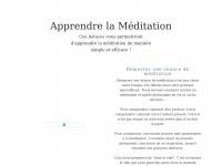 apprendre-la-meditation.com