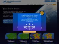 Jeux-geographiques.com - Jeux éducatifs - Géographie jeux gratuits