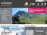 les3vallees.com
