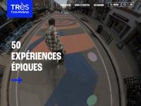 tourismetroisrivieres.com