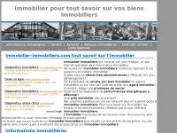 immobilier-immobiliers.com