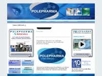 Polepharma | Le cluster pharmaceutique en France