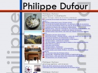 philippedufour.eu