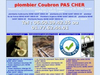plombiercoubron.fr