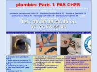 Plombierparis1.fr