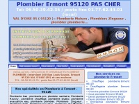 Plombier-ermont-95120.fr