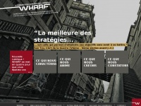 Wharf, Agence de Communication Corporate