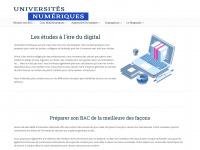 universites-numeriques.fr