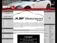 KSF MOTORSPORT Preparation Automobile et Reprogrammation de moteurs AUDI PORSCHE VW BMW SEAT SKODA MERCEDES