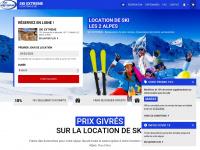 location-ski-les2alpes.fr
