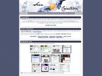 Webmaster - Webdesigner, conception de script & site web