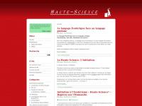 haute-science.fr