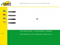 taxiservices.ch