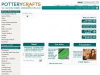 potterycrafts.co.uk Thumbnail