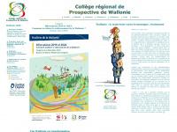 College-prospective-wallonie.org