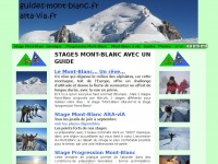 stages-mont-blanc.fr