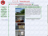 cle-immobilier.com