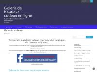galerie-cadeau.com