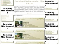 camping-mediterranee-france.com
