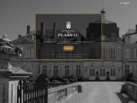 chateaudeplassac.com
