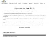 dvartorah.org