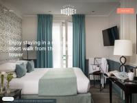 hotel-paris-bosquet.com