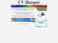 cv gratuit banque