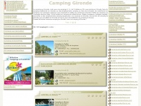 camping-gironde-france.com