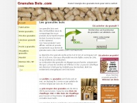 granulesbois.com