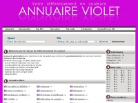 annuaire-violet.info