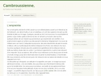 Cambroussienne.wordpress.com