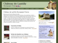 Chateau-lantilly.fr