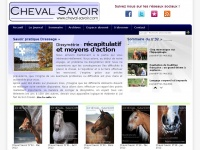 cheval-savoir.com