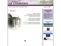 hotel-le-chamonix.com