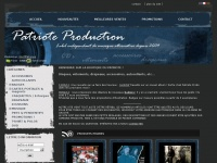 patrioteproductions.com