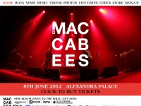 themaccabees.co.uk