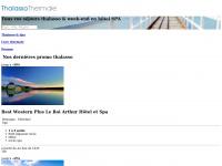 Thalasso, Cure thermale, Balnéothérapie et Spa en France